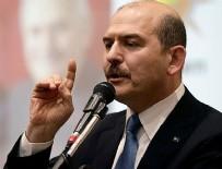 İÇİŞLERİ BAKANI - İçişleri Bakanı'ndan kritik görüşme