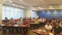 BAKANLAR KURULU - İhlas Vakfı Aşçı Ve Hizmetlileri İstanbul'da Bir Araya Geldi.
