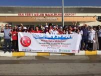 SULTANAHMET CAMII - İpekyolu Belediyesi 80 Genci Geziye Gönderiyor