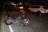 SAĞLIK EKİPLERİ - Karakolda Görevli Sivil Memur Geçirdiği Kazada Öldü