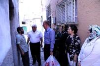 MILLETVEKILI - Kilis'te 'Yürekler Birleşiyor' Projesi Devam Ediyor