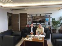 MAHMUT ŞAHIN - Lüleburgaz Belediyesi'ne TRAKYAKA'dan Eğitim Desteği