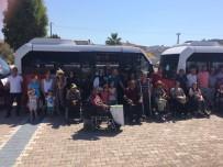 BÜYÜKŞEHİR BELEDİYESİ - Manisa Büyükşehir'den Engellilere Ulaşım Desteği