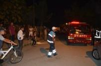YUNUSEMRE - Manisa'da art arda patlama sesi