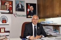 MILLETVEKILI - Milletvekili Erdoğan'dan Basın Bayramı Kutlaması