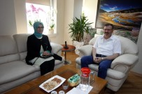 MILLETVEKILI - Milletvekili Katırcıoğlu'ndan İlhan Bayram'a Ziyaret