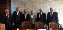 MILLETVEKILI - Milletvekili Yüksel'in Müjdelediği Duble Yolda Çalışmalar Başlıyor