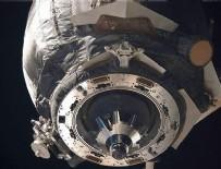 Mini uydu, Rus Soyuz roketinin uzaya fırlatılışını görüntüledi