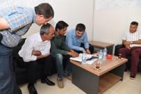 FEYAT ASYA - Muş'ta Altyapı Projesinin Durum Değerlendirmesi Yapıldı