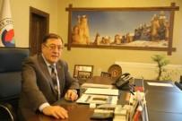 YEREL GAZETE - NTSO Başkanı Parmaksız Basın Bayramı Kutlama Mesajı Yayımladı