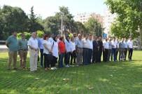 OGC Üyeleri Gazeteciler Ve Basın Bayramı'nı Kutladı