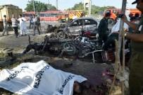 LAHOR - Pakistan'da Bilanço Arttı Açıklaması Çoğu Polis 25 Ölü