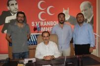 EMRAH YıLMAZ - Safranbolu MHP'de Görev Bölümü
