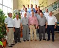 HAYIRSEVERLER - Salihli, Kula Ve Selendi Başkanlarından Ortak Toplantı