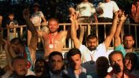İSMAİL BALABAN - Sarı Fırtına, Kırkpınar'dan Sonra Beşpinar'ın Da Başpehlivanı