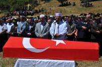 CENAZE - Şehit Polis Memuru Toprağa Verildi