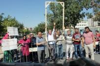 DURUŞMA SALONU - Siirt'te Darbeci Askerler Duruşmaya Getirildi