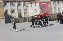 Siirt'te Şehit Astsubay Akdağ İçin Tören Düzenlendi