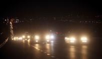 TRAKYA - Tekirdağ'da 20 Kilometrelik Araç Kuyrukları Oluştu