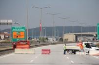 ABANT - TEM Otoyolu İstanbul İstikametinde Çalışma Başladı