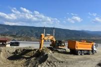 DENIZ PIŞKIN - Tosya Sapaca Köyüne Alt Geçit Yapılıyor