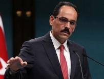 KUVEYT - Türkiye ve Katar'dan ortak açıklama