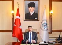 GAZETECILER GÜNÜ - Vali Arslantaş'ın Basın Bayramı Mesajı