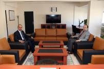 ALİ HAMZA PEHLİVAN - Vali Pehlivan, Emniyet Müdürü Er'den Brifing Aldı