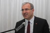 TARAFSıZLıK - Vali Toraman Açıklaması 'Basın Kuruluşları Demokrasinin Güçlenmesine Katkı Sağlıyor'