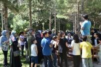 TURGUT ÖZAL - Yaz Kur'an Kursu Öğrencilerinin Piknik Keyfi
