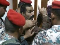ASKERİ HAVA ÜSSÜ - 3 ABD'li askeri öldüren Ürdünlü askere müebbet hapis
