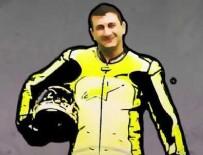 MOTOSİKLET KAZASI - Altın Elbiseli Adam, motosikletiyle kaza yaparak hayatını kaybetti
