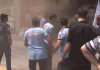 Ankara'da Eğlence Kulübünde Çıkan Yangın Korkuttu