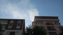 KIZ ÇOCUĞU - Apartman Boşluğundaki Yangın Korkuttu