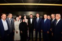 CANAN CANDEMİR ÇELİK - Avukat Çiftin Nişan Yüzüklerini Adalet Bakanı Abdulhamit Gül Taktı