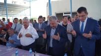 HÜSEYIN ARSLAN - Bakan Arslan Taziyeleri Kabul Etti