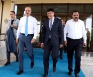 TELEVİZYON - Bakan Numan Kurtulmuş'un Turizmde İlk Durağı Antalya