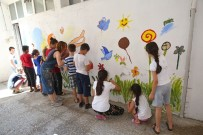 RESİM SANATI - Barış, Duvarlara Resim Oldu