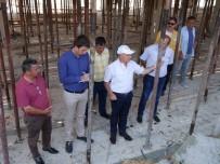 VASIP ŞAHIN - Başkan Akgün Açıklaması 'Akalan Köyümüze Modern Bir Eğitim Tesisi Kazandırıyoruz'
