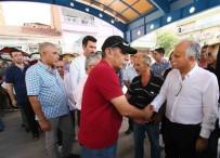 GENÇLİK KOLLARI - Başkan Karabağ'ın Acı Günü