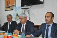 TARAFSıZLıK - Başkan Karaçanta Kars Basınıyla Buluştu