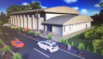 SOSYAL SORUMLULUK PROJESİ - Başkan Kılınç'tan Köşk'e 500 Kişilik Kapalı Spor Salonu
