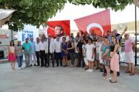 İSMAIL ALTıNDAĞ - Başkan Kocadon, Bodrum Basınıyla Bir Araya Geldi