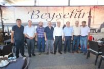 YEREL GAZETE - Başkan Özaltun, Gazetecileri Yine Unutmadı