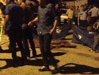 ADLİ TIP KURUMU - Ankara'da sokak ortasında infaz