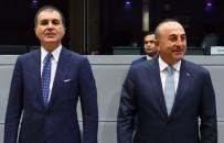 MEVLÜT ÇAVUŞOĞLU - Brüksel'deki kritik toplantı sonrası açıklama