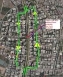 ANTALYA - Burhanettin Onat Caddesi Trafiğe Kapanıyor