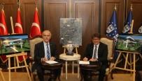 METRO İSTASYONU - Bursa'da 'Havalı' Ulaşım
