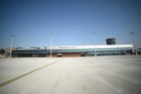 APRON - Çanakkale Havaalanı Yeni Terminal Binasında Sona Gelindi