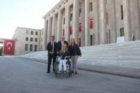 SAĞLıK BAKANLıĞı - CHP'li Çakırözer Ve FA Hastası Gülçin'den Sağlık Bakanlığı'na Teşekkür